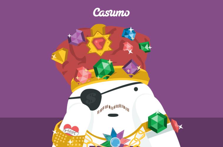 Casumo starburst