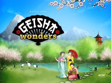 Veckans fredagsmys: Geisha Wonders