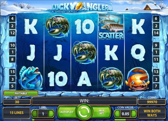 Lucky Angler 01