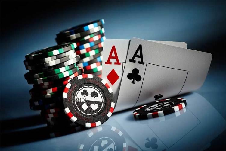 Texas holdem in las vegas casinos