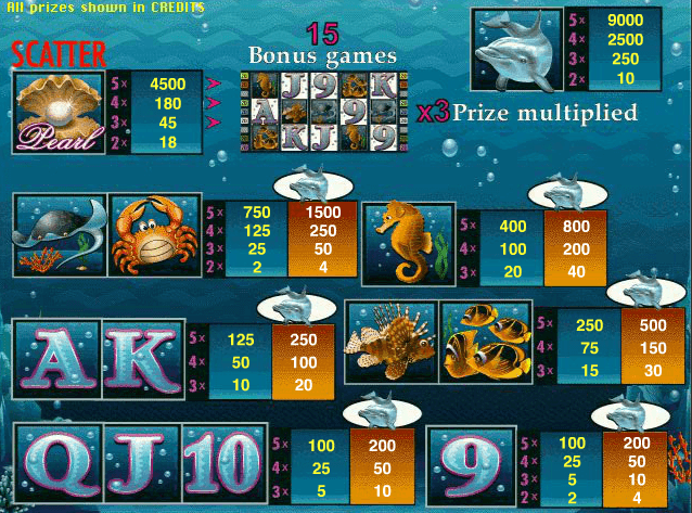 dolphins pearl casino
