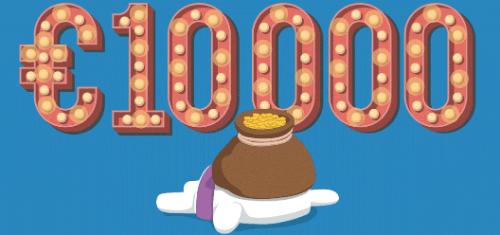 Vinn 10 000 € i ny utmaning på Casumo!