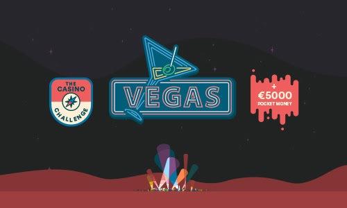 Vinn en resa till Vegas!