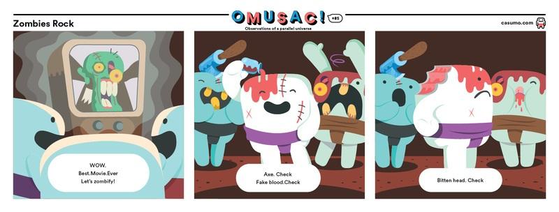 Omusace week 22