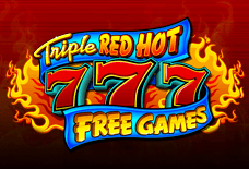 Triple Red Hot 7s Free