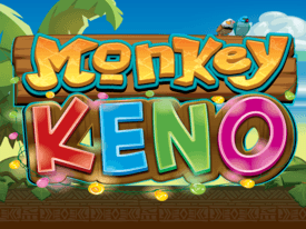 Monkey Keno – Microgaming