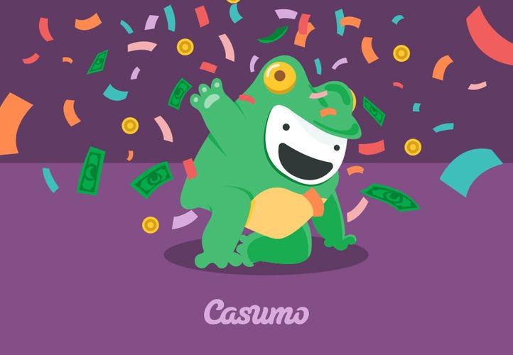 Eureka, spela Gold Lab på Casumo casino