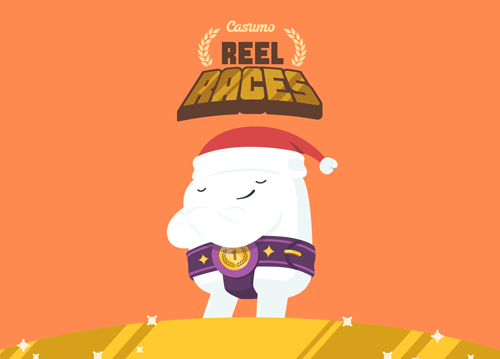 Reel Race med julstämning – dubbelt pris!