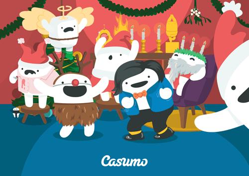 Oppdag Secrets of Christmas på Casumo