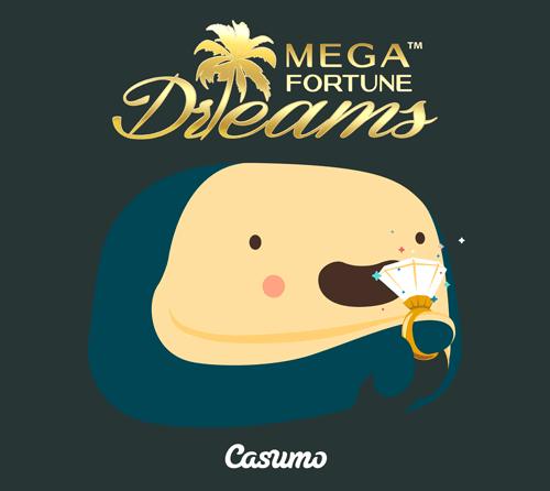Casumo fortsätter det nya året med att släppa – Mega Fortune Dreams