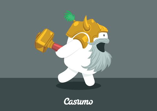Casumos Reel Race är här