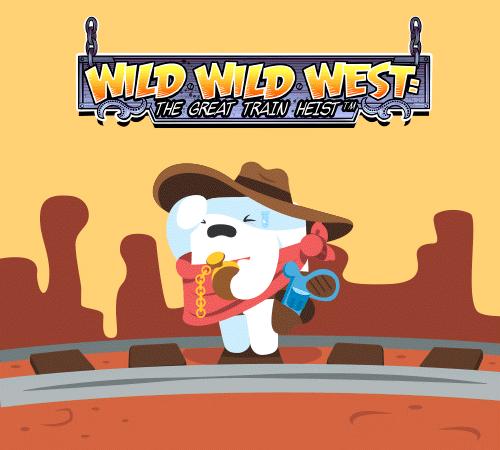 Casumo laddar pistolerna i Wild Wild West!