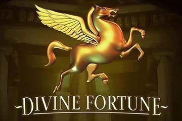 Divine Fortune slot recension