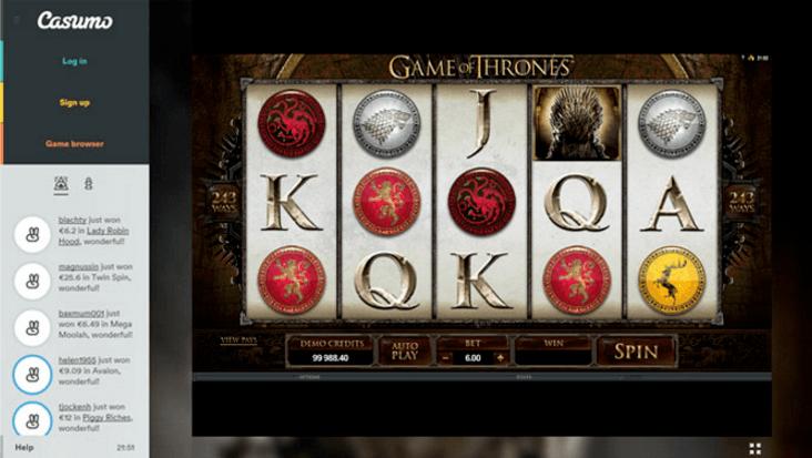 Recension av spelet Game of Thrones – 243 ways