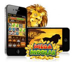 Jackpott med Mega Moolah