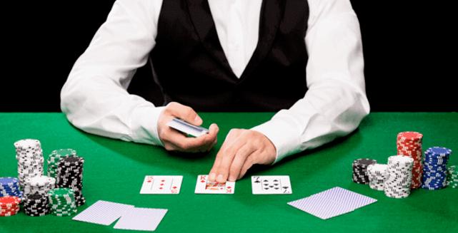 Hur fungerar Casino Hold'em