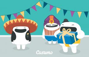 Casumo hatt fest