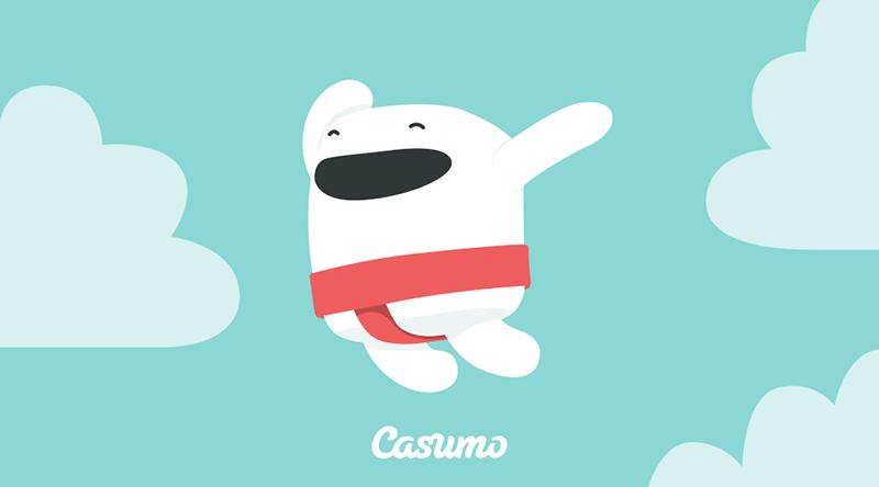 happy casumo clouds
