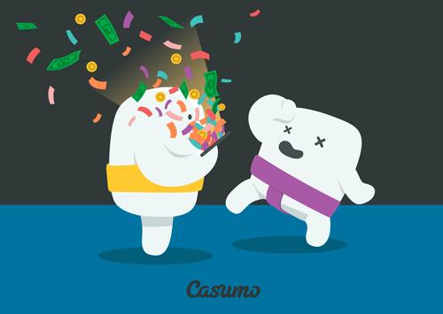 Nya spel på Casumo – det kan du inte missa!