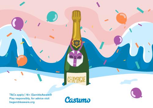 Nyårs bonus Casumo