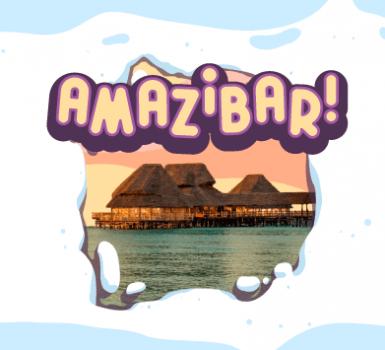 En amazibar resa vanns första veckan i december!