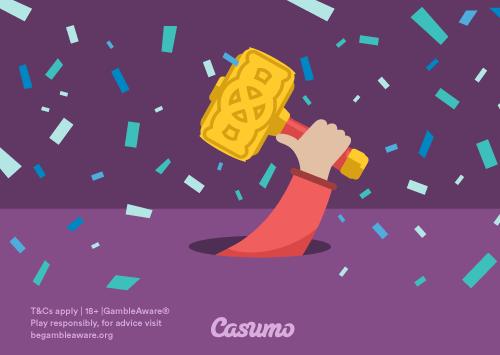 Casumo jackpott