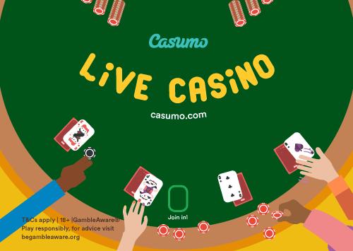 Casumo livespel