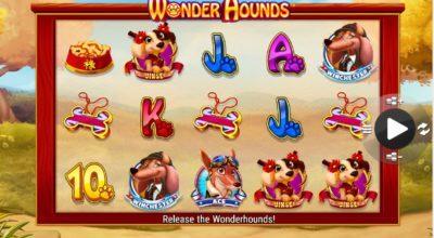 Nu kommer Wonder Hounds till Casumo Casino!