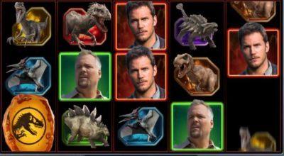 Recension av Microgamings Jurassic World slot