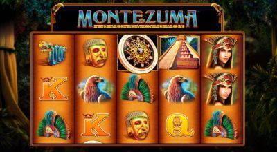 Recension av WMS Montezuma slot
