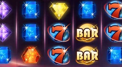 Netents Starburst slot är en casinoklassiker