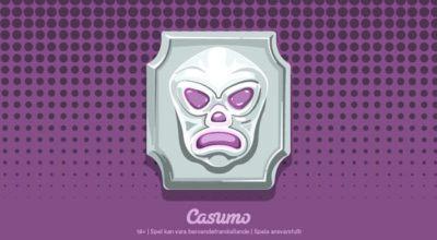 Exklusiv spelrelease – Lucha Maniacs släpps tidigare på Casumo!