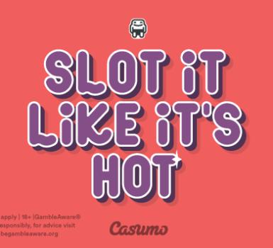 Mycket exklusivt på Casumo just nu