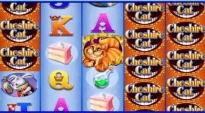 Cheshire Cat sloten från WMS