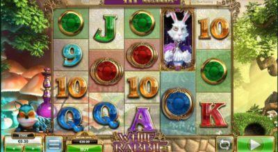 Recension av White Rabbit sloten från BTG