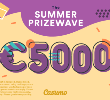 Casumo 5000 euro