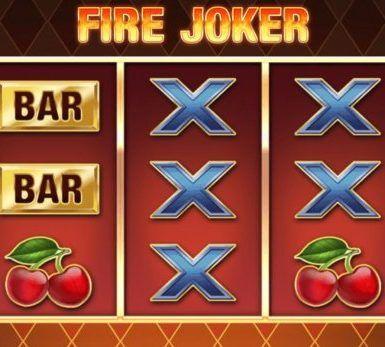 Casumo Fire Joker