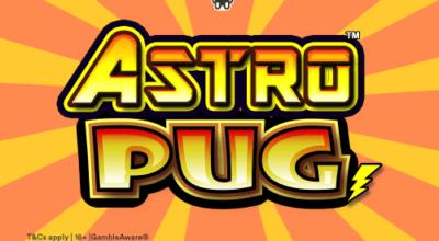Casumo Astro Pug