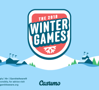Casumo winter games