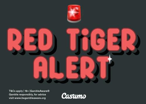 Casumo Red Tiger
